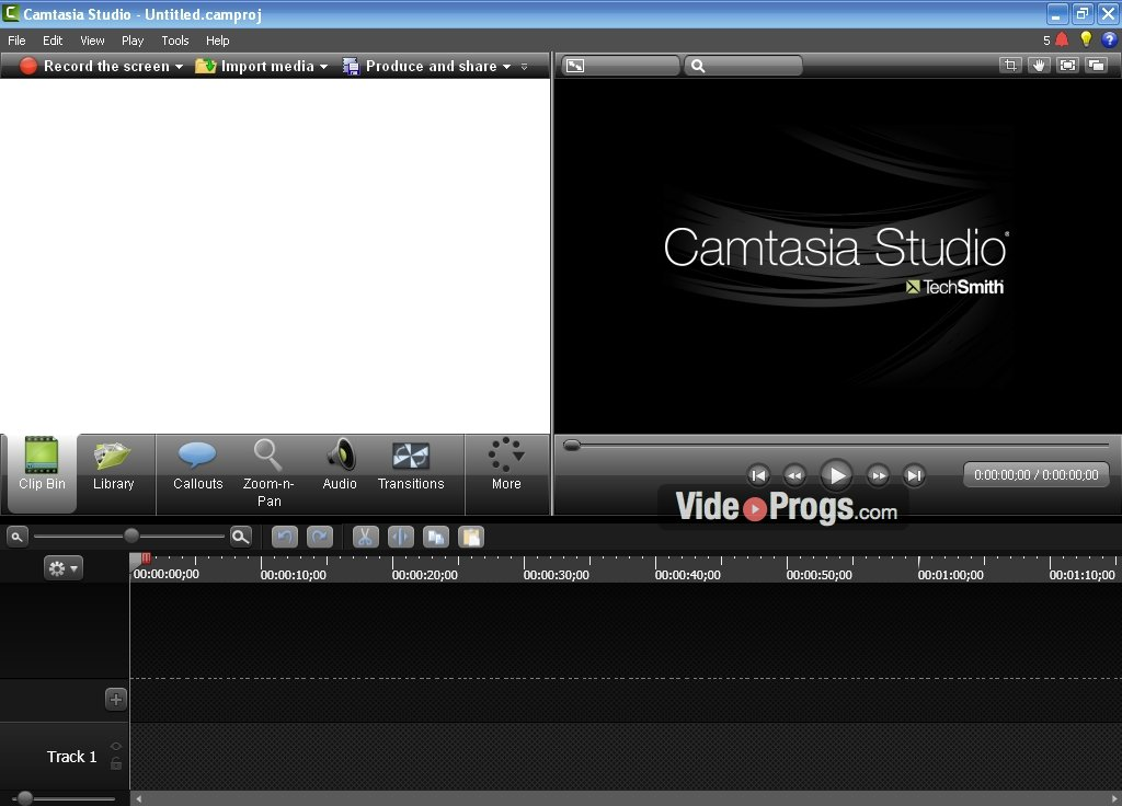 camtasia studio 8 how to change video color
